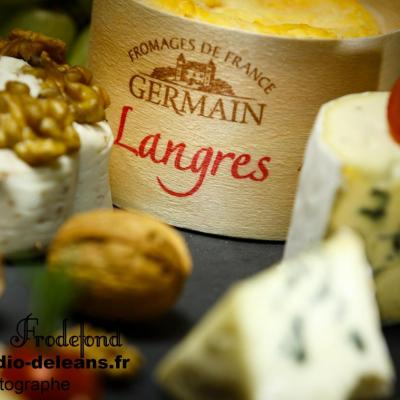 Plateau de fromage, Germain Langres
