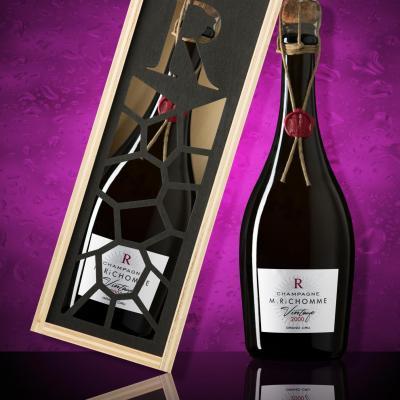Champagne m richomme vintage 2000